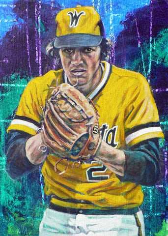Don Heinkel - Wichita State autographed limited edition print