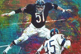 Midway Monster (Dick Butkus) fine art print
