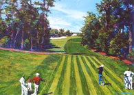 Augusta Fairway fine art print