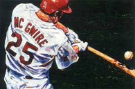 Mark McGwire fine art print