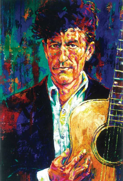 Lyle Lovett fine art print