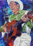 Hank Williams fine art print