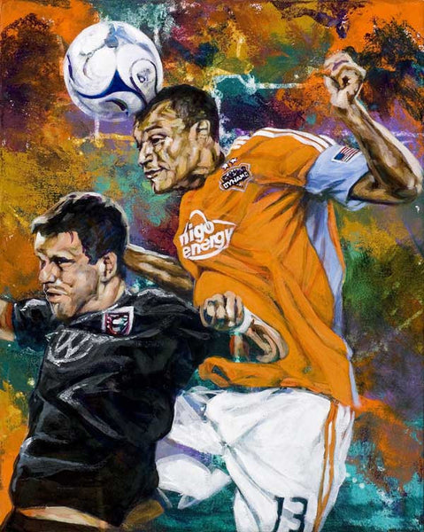 Houston Dynamo posters - set of 3