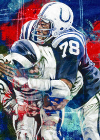 Bubba Smith limited edition fine art print