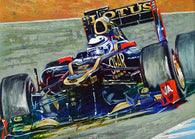 Formula One Series: Team Lotus fine art print