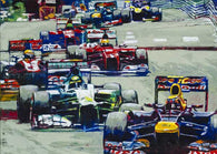 Formula One Series: Track Pack fine art print
