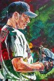 Andy Pettitte Houston Astro fine art print