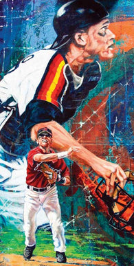 Craig Biggio limited edition Artist's Proof