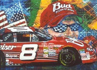 Dale Earnhardt Jr. fine art print
