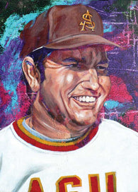 Jim Brock - ASU fine art print