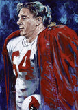 Ken Gray autographed limited edition fine art print signed by Gray