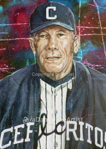 Wally Kincaid - Cerritos College Autographed Limited Edition Print Unsigned Baseball Hall Of Fame