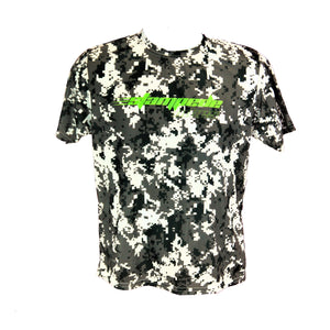 Youth Camo Performance T Shirt