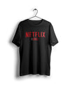 S / Black Netflix & Chill - Thrill Clothing