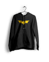 S / Yellow Batman Hood - Thrill Clothing