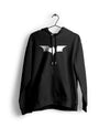 S / Black Batman Hood - Thrill Clothing