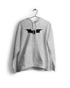 S / Grey Batman Hood - Thrill Clothing