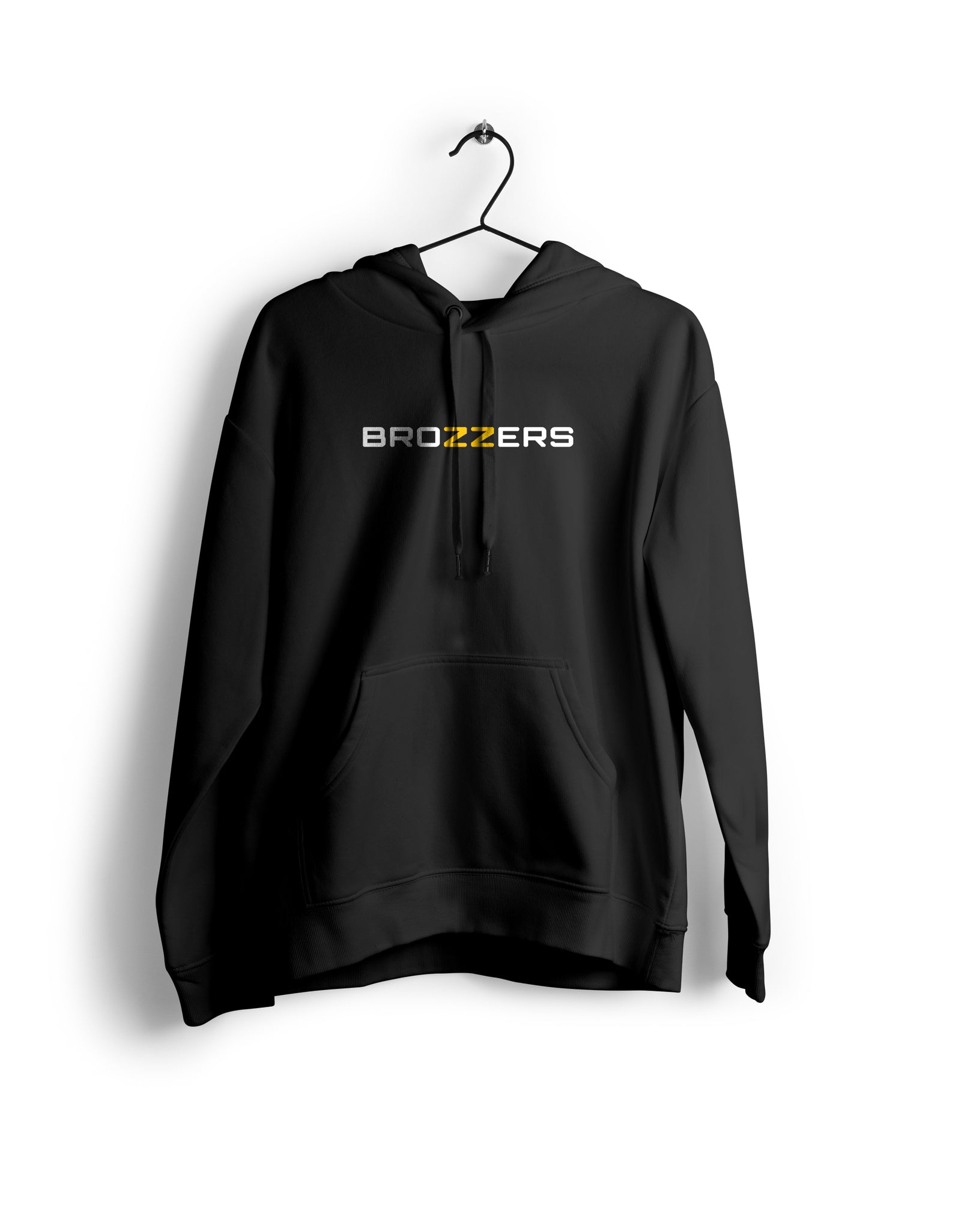 S / Black Brozzers hood - Thrill Clothing