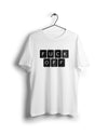 S / White Pluck Off - Thrill Clothing