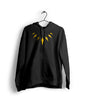 S / Gold Black Panther Hoodie - Thrill Clothing