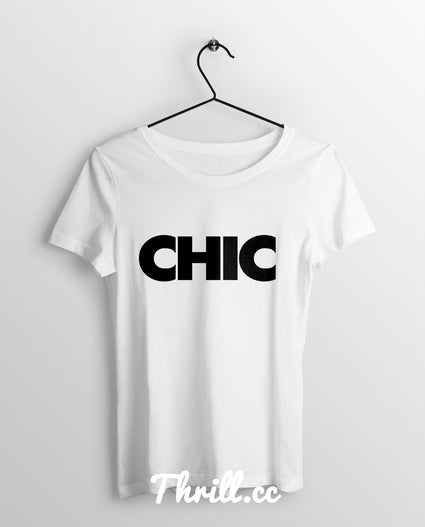 S / White Chic - Thrill Clothing