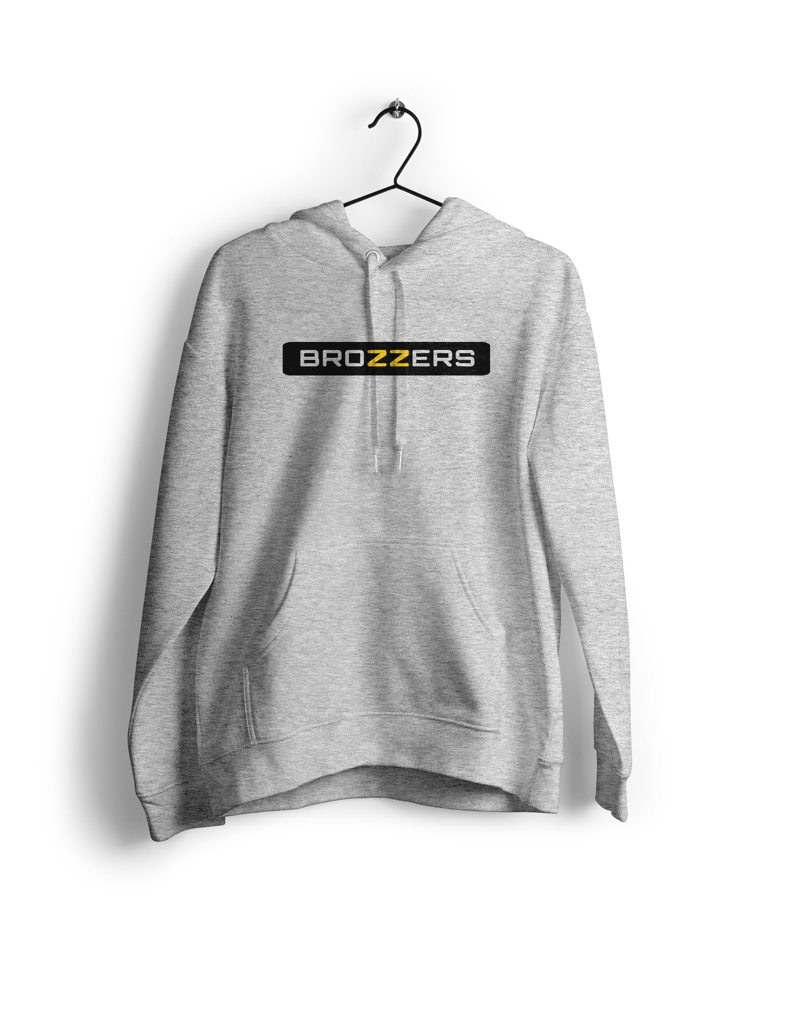 S / Grey Brozzers hood - Thrill Clothing