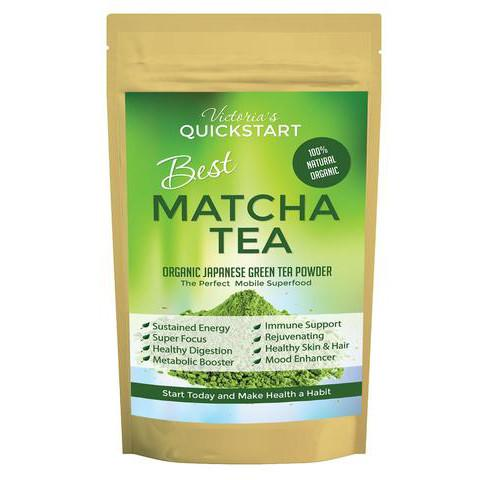 Celebrities Who Love Japanese Organic Matcha Green Tea..WHY?