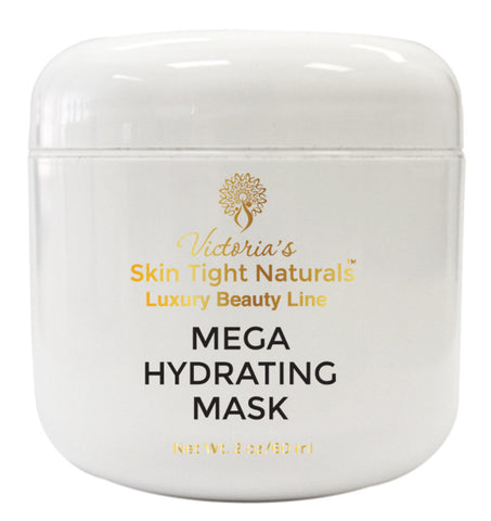 Victoria's Celebrity Mega Hydrating Hyaluronic Acid Anti-Aging Mask