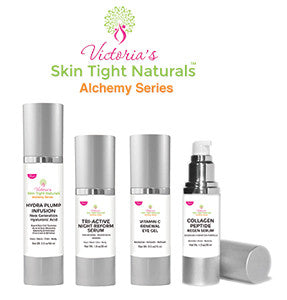 Victoria's Skin Tight Naturals Alchemy Series