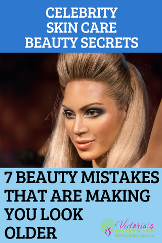 Celebrity Skin Care Beauty Secrets