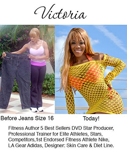 Victoria's Body SHoppe Owner Before After Anti Cellulite