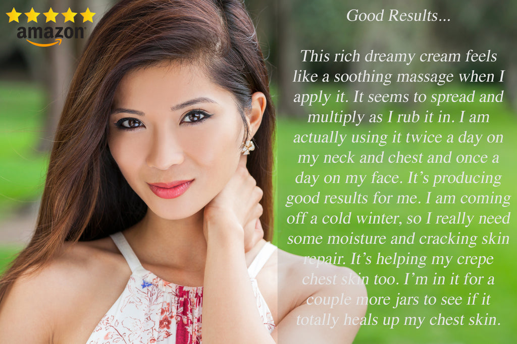 Best crepe skin body tightening  cream 5 star  review