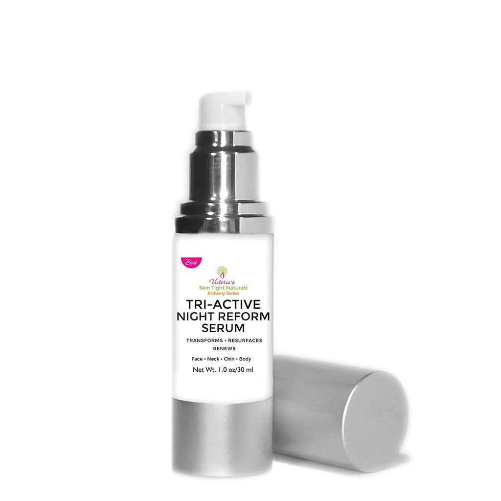 Glycolic Acid  Latic Acid  Natural Fruit Acids  Serum
