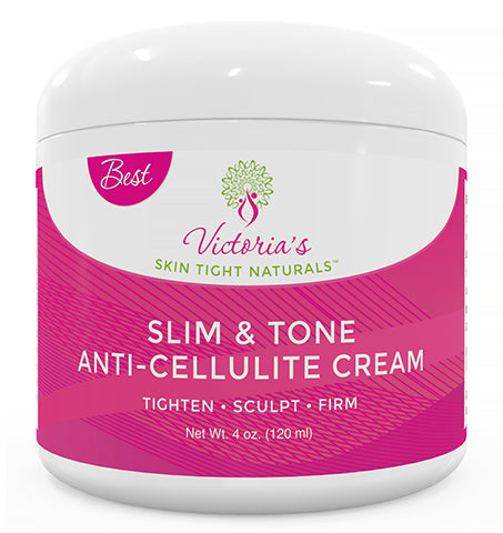 Best Natural Anti-Cellulite and Detox Cream For Firming, Cleansing and Rejuvenation