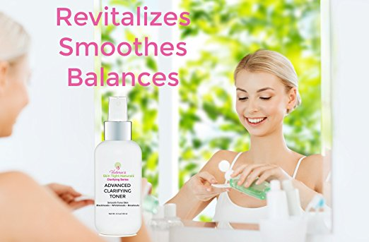 Advanced Clarifying Toner For Breakouts Winkles and Pigmentation