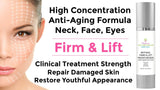 firm lift tone tighten skin retinol clinical grade