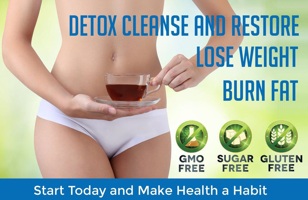 constipation Best Probiotic Gut Health Detox Tea 28 Day Weight Loss