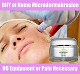 Microdermabrasion Exfoliation Skin Polish Cream