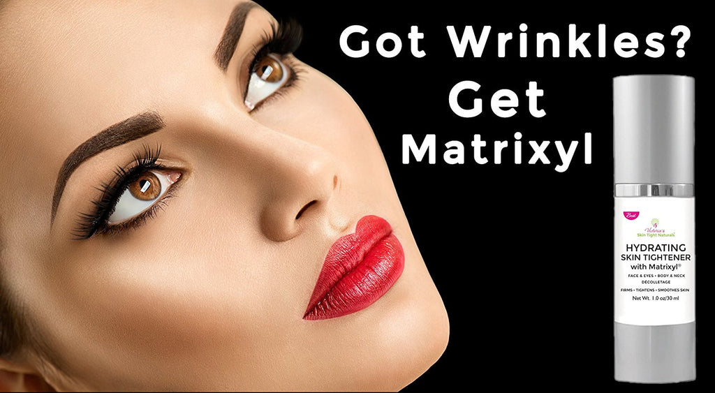 wrinkles  Best Skin Tightening  Firming and Lifting lotion Matrixyl