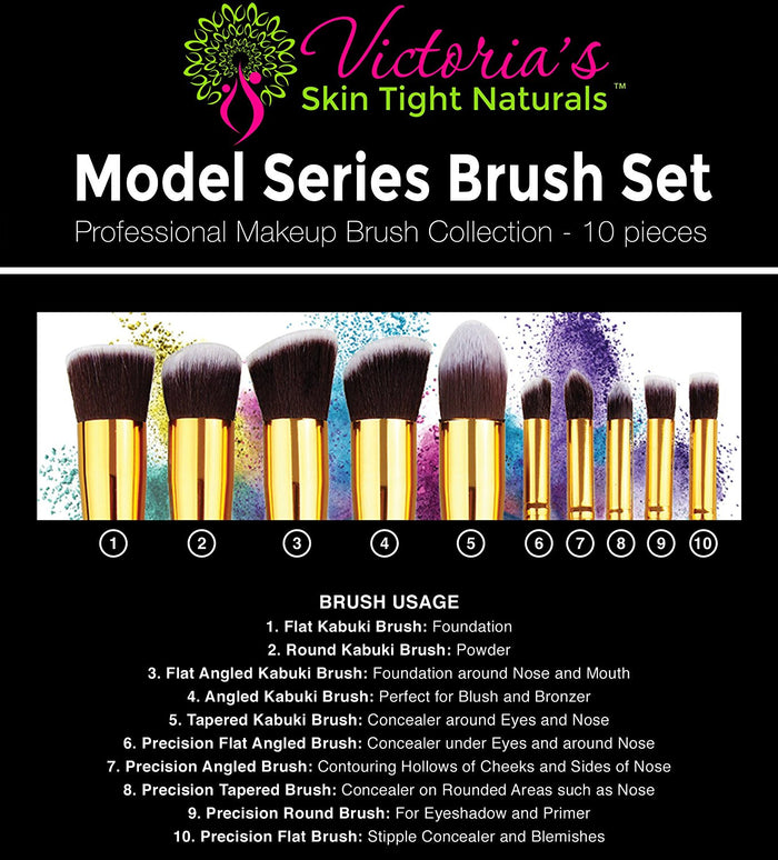 Model Series Brush Set