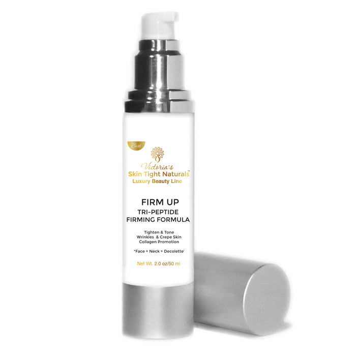 Firm Up Tri Peptide Wrinkle Smoothing Firming Complex for Crepe Skin