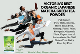 Japanese Matcha Tea Powder energy, fat buring