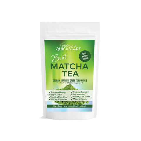 Best Organic Matcha Green Tea Powder Smoothie Fat Burner