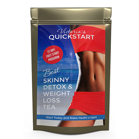 Best Gourmet Premium Skinny Detox Tea for Weight Loss, Waist Slimming & Pretty Skin