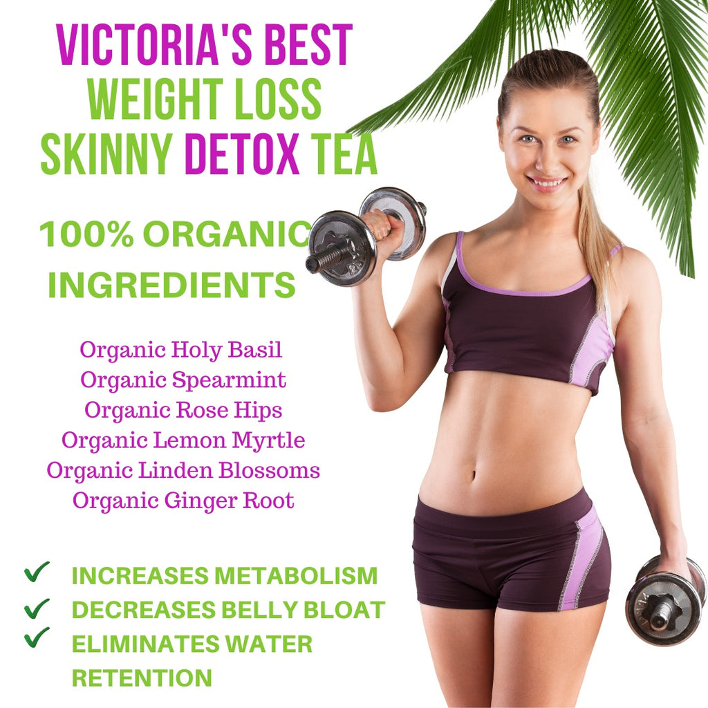 Best Organic Intermittent Fasting Healthy Detox Colon Cleanse and Immune Boosting Fit Tea