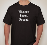 Whiskey.  Bacon.  Repeat.