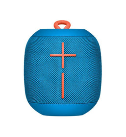 Ultimate Ears WONDERBOOM Super Portable Waterproof Bluetooth Speaker, Subzero Blue (Certified Refurbished)