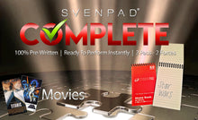SvenPad® Complete (Movies or Destinations Pair)