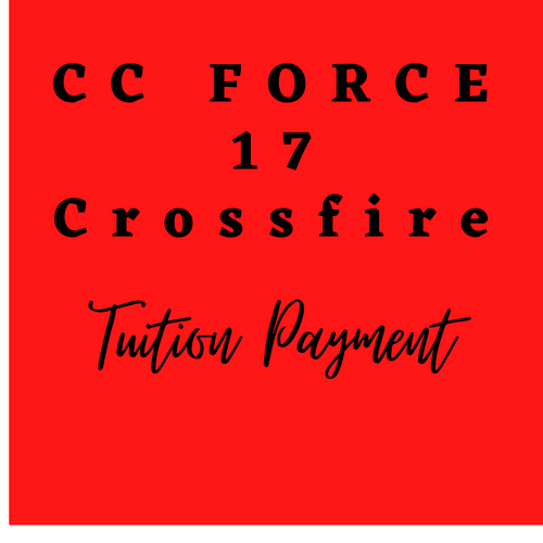 17 Crossfire Tuition Payment