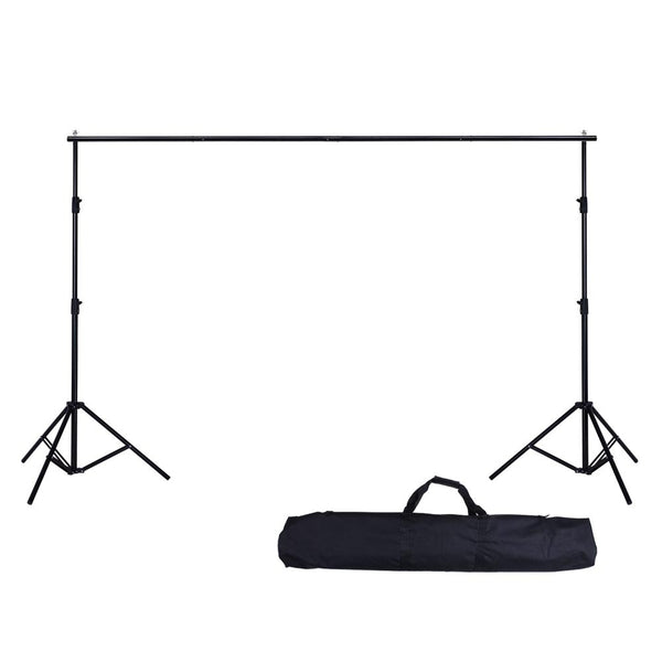 Photo Video 3-Point Continuous Lighting Kit